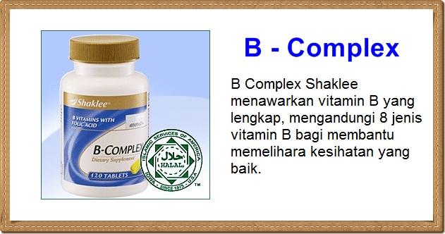 B-Complex-Shaklee