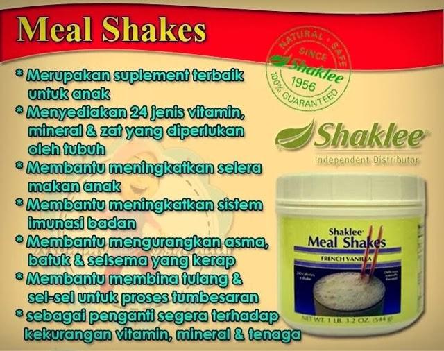 Kenali Meal Shakes