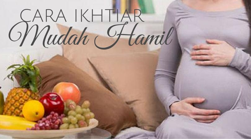 cara mudah hamil