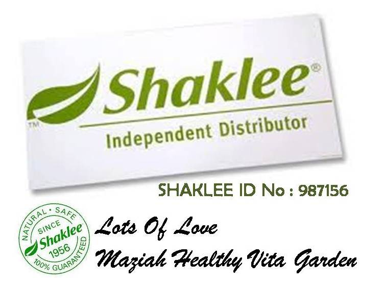 Shaklee  Independance Distributor