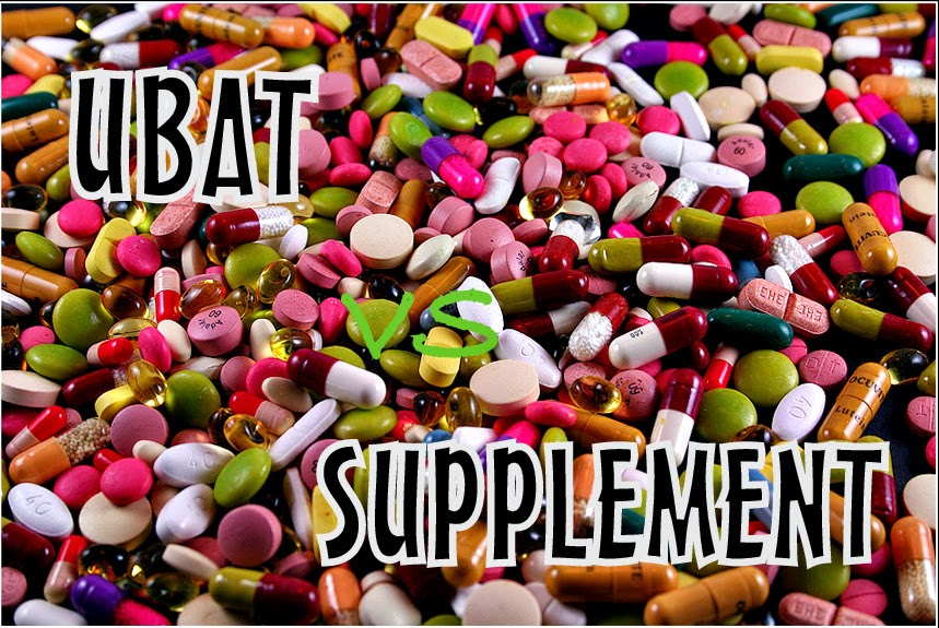 UBAT VS SUPPLEMENT