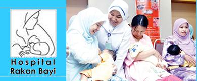 hospital rakan bayi