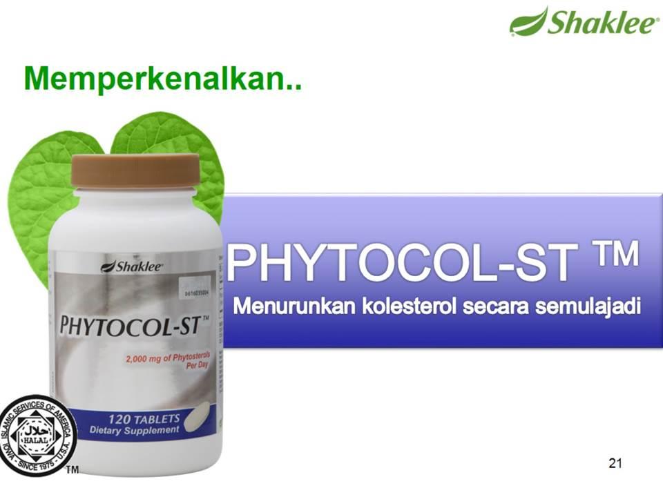 Phytocol-ST-Shaklee-Menurunkan-Kolesterol-Semulajadi