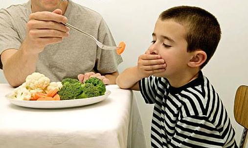 tak-suka-makan-sayur