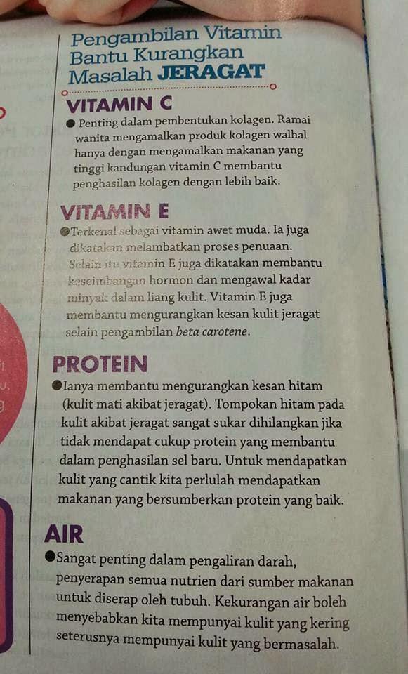 vitamin utk kurg jeragat