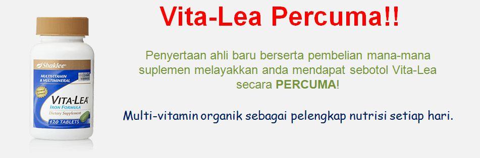 Vita-Lea-Percuma