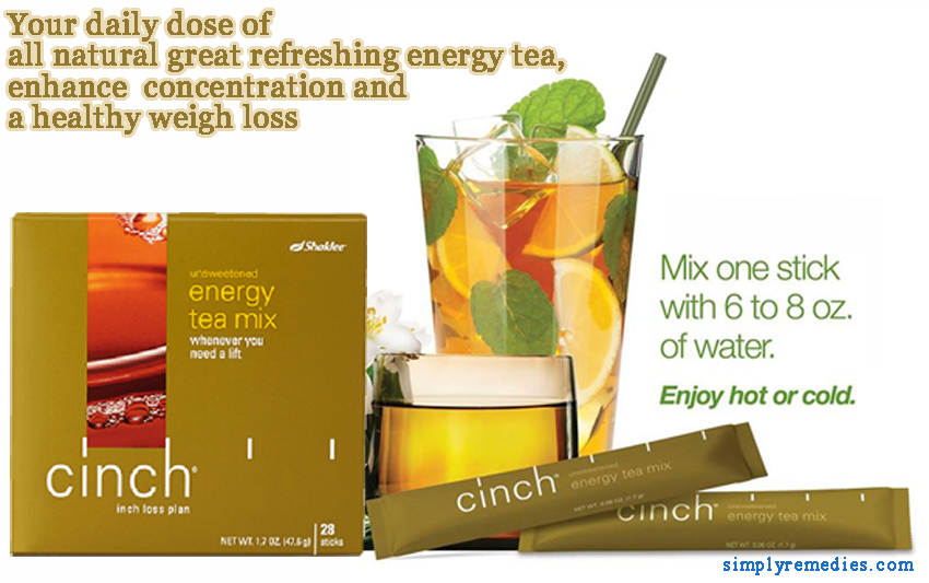 shaklee-cinch-tea-energy-source-weight-loss