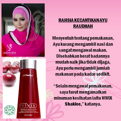 tips ayu raudah
