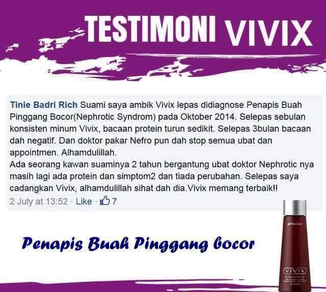 vivix buah pinggang